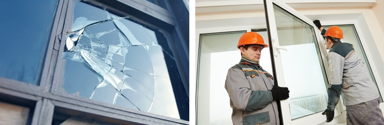 24 Emergency Commercial Glass Replacement and Repair