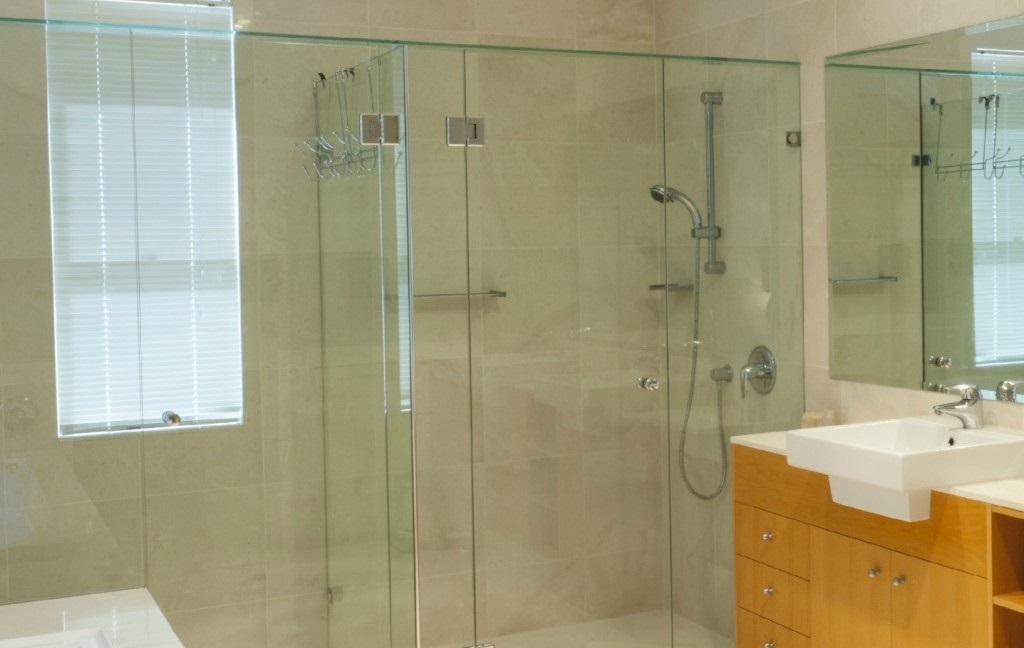 glass shower enclosure - glass shower door