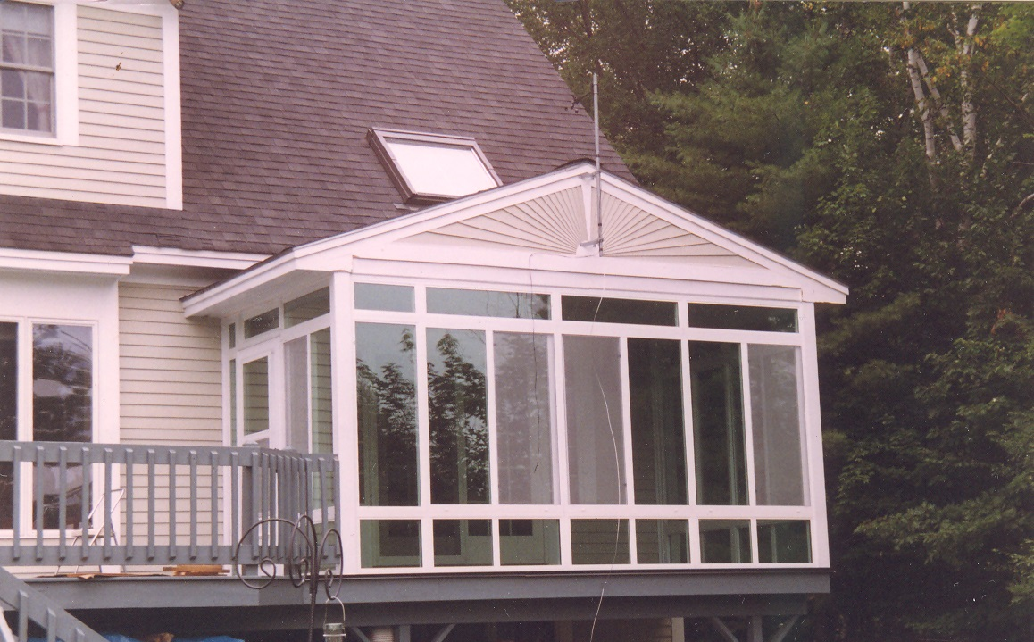 Home Sunroom Porch And Patio Enclosures Colonial Door